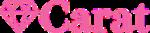 Dance School Carat -カラット- ロゴ
